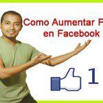 Como Aumentar Fans en Facebook Gratis